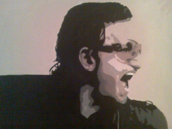 Bono by marinamusgrove